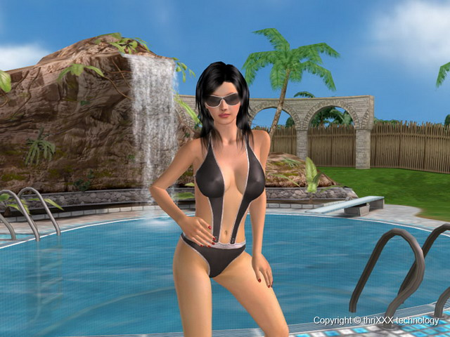 3d xxx game. 3d adventure game about brunette: 3d adventure