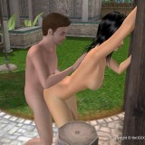 3d adventure game about brunette : 3D Sex Games Genre of game Sex Simulator