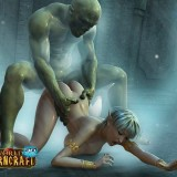 3D sex in World of Warcraft : World of Warcraft Porn