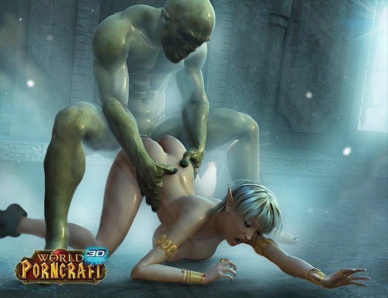 3D sex in World of Warcraft